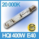 METAL Halide Lamps 400W E40 10000°K